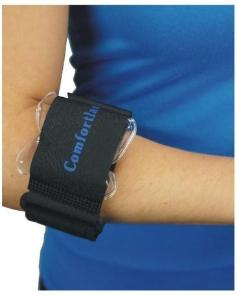Comfortland Pneumatic Armband-Golfers/ Tennis Elbow - Management Health Services-DME