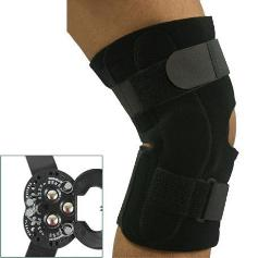 Comfortland Universal Hinged Knee Brace - Management Health Services-DME