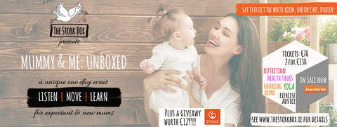 Mummy & Me Unboxed - event for pregnancy, postpartum and new mums