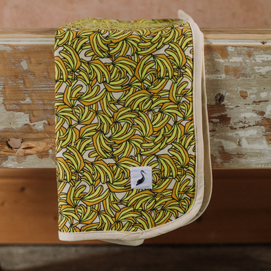 Organic Blanket - Banana (save €8)