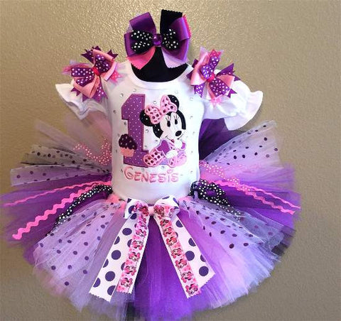 8a6bf2a4304 Check Out Our Great Selection Of Character Birthday Tutu Outfits ...