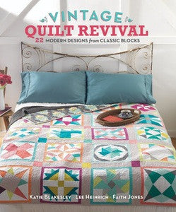 Vintage Quilt Revival + Free Shipping in the US