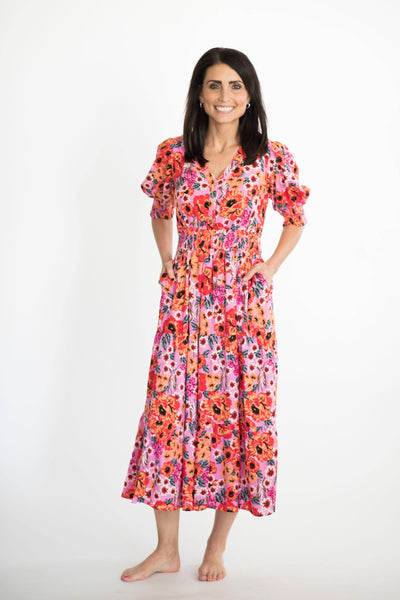 WOMENS DRESSES/ROMPERS