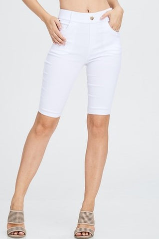 Val Shorts - White