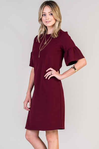 Iris Bell Sleeve Dress