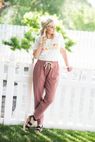 Betty Pin Stripe Pants