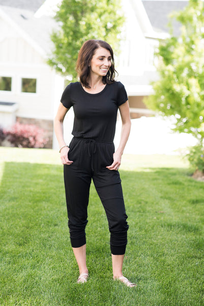 Carlie Jumper in Black