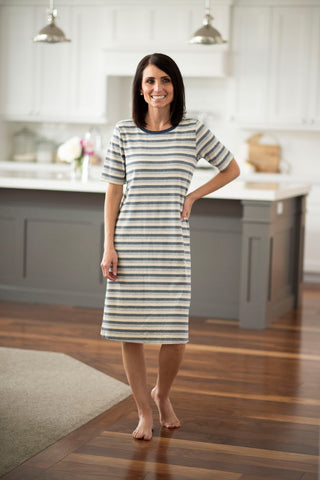 Lincoln Stripe Dress
