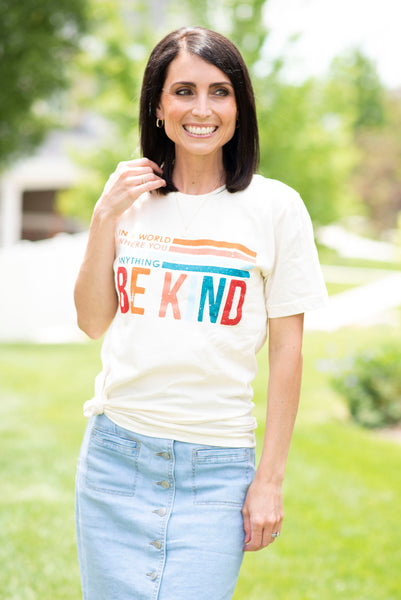 Be Kind Tee for Women