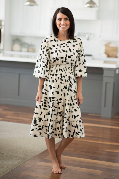 Chic Stroke Dress