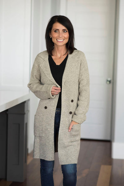 Ana Long Jacket