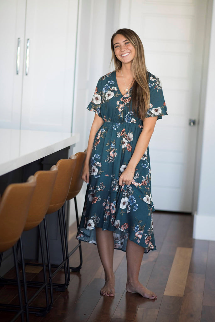Sharon Floral Dress