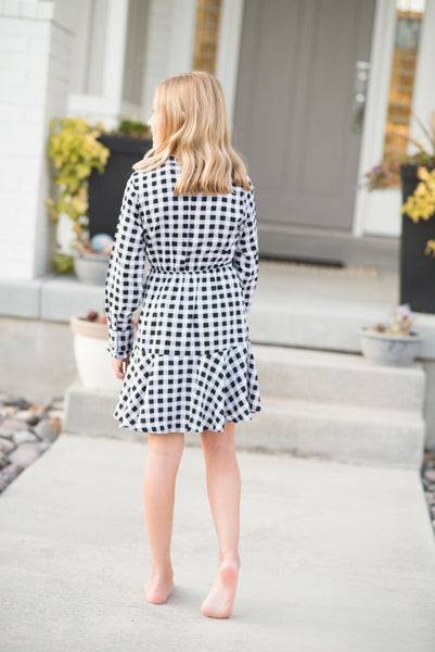 Shilo Gingham Dress