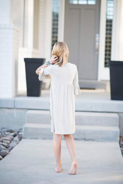 Ginger Bell Sleeve Dress
