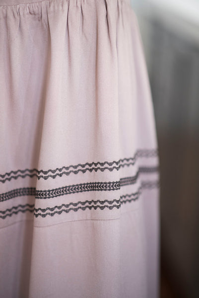 Grace Embroidered Dress