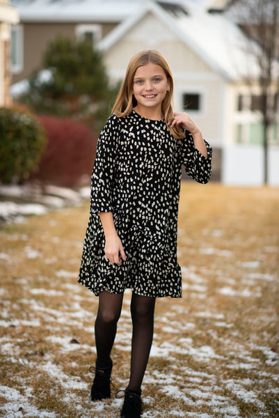 Animal Dot Dress