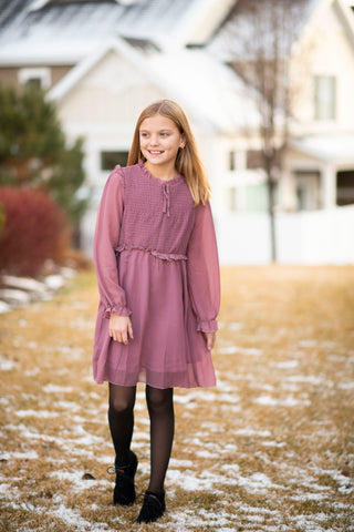 Fern Smocked Dress