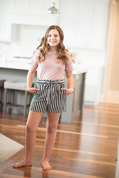 Ashland Stripe Shorts