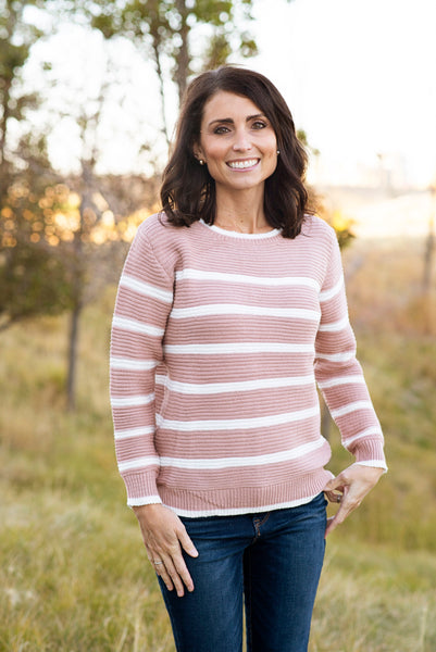 Jersie Ribbed Sweater