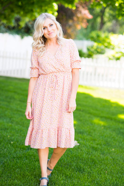 Rubie Floral Dress