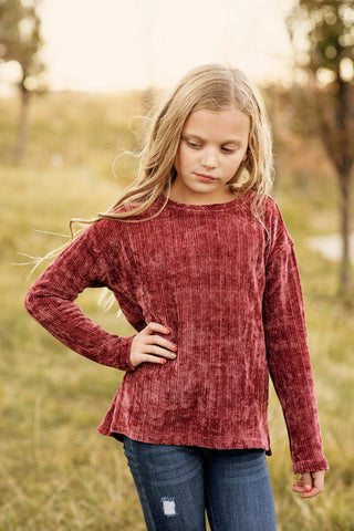 Monica Corduroy Sweater