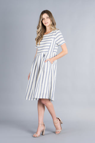 Addison Stripe Dress