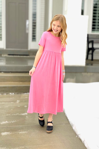 Celine Maxi in Pink