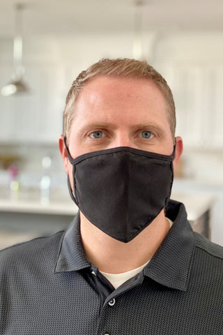 Adult Non-Medical Mask in Black