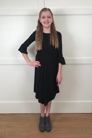 Abigail Bell Sleeve Dress