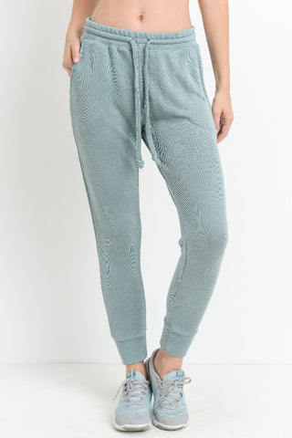 Joy Joggers in Blue