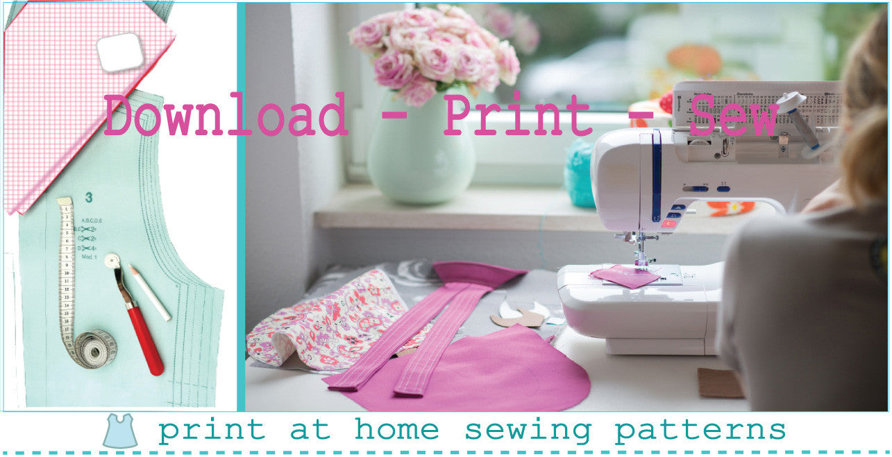 Felicity Sewing Patterns