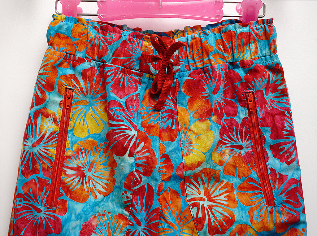 MANGO SHORTS & LONGIES, kids beach shorts and long pants PDF sewing pattern,  sizes 2 - 12 years. - Felicity Sewing Patterns