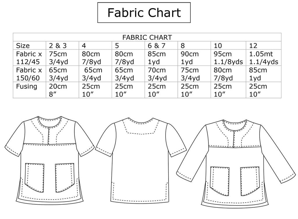 Kieran Shirt sizes 2 - 12 years, kids casual summer shirt pdf sewing pattern. - Felicity Sewing Patterns