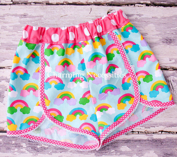 Customer photo Gidget Shorts pdf sewing pattern