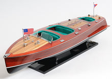 Chris Craft Triple Cockpit Painted   B035