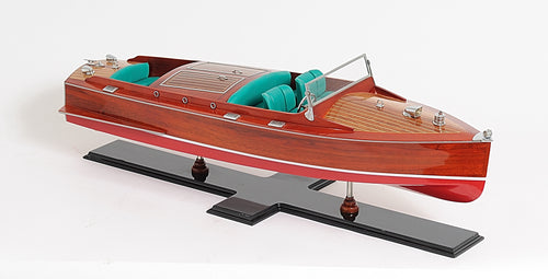Chris Craft Runabout Painted  Large   B060