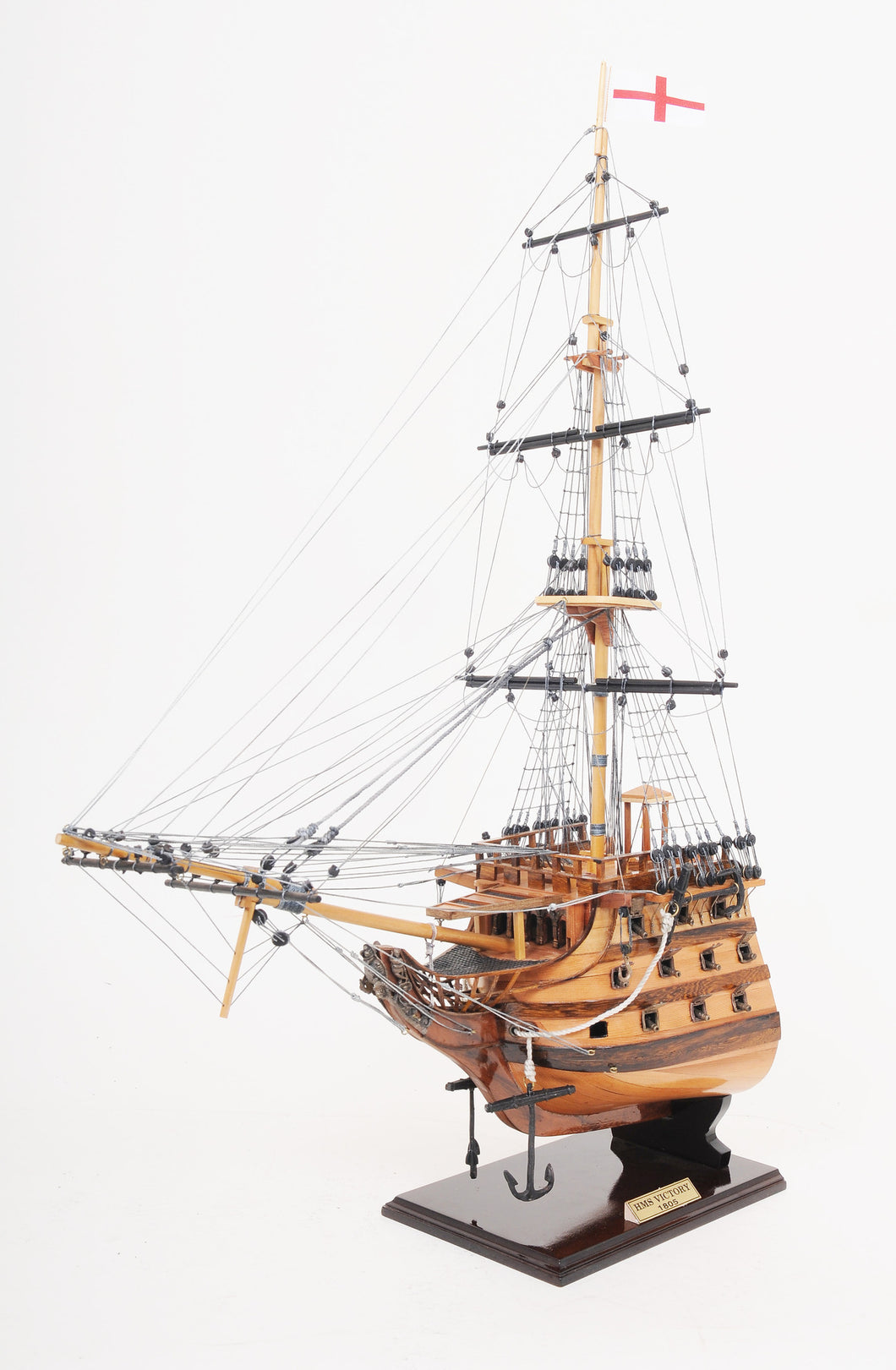HMS Victory Bow Section   P009