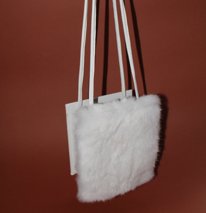 MINI BUNNY SQUARE bag