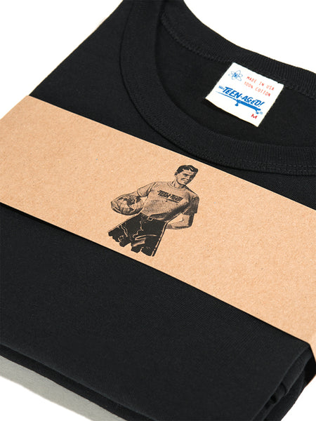 Solid T-Shirt 2 Pack (Black)