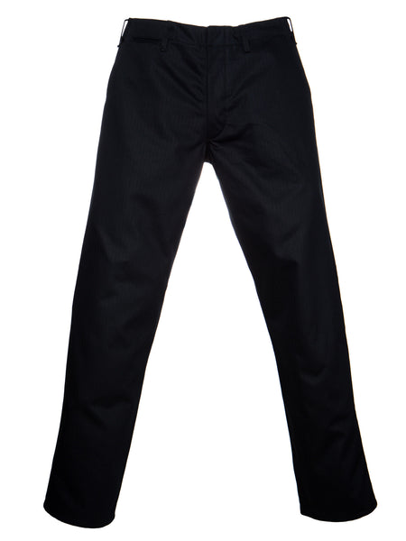 Dadier Pant In Black Main Front Photo