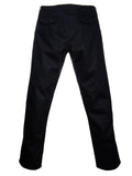 Dadier Pant In Black Main Back Photo