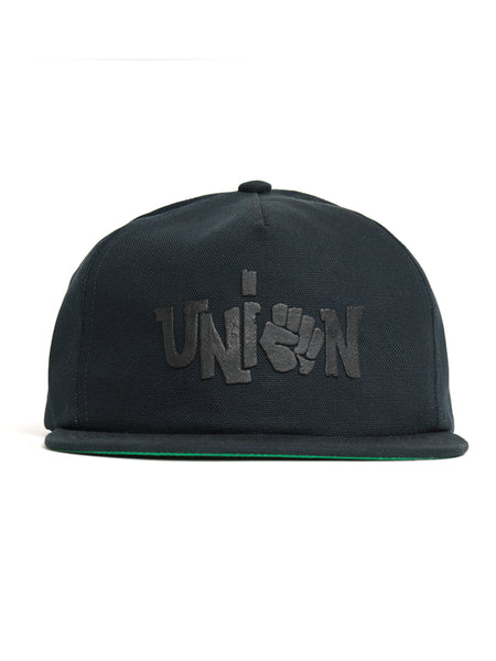 UNION 5 PANEL UNSTRUCTURED HAT