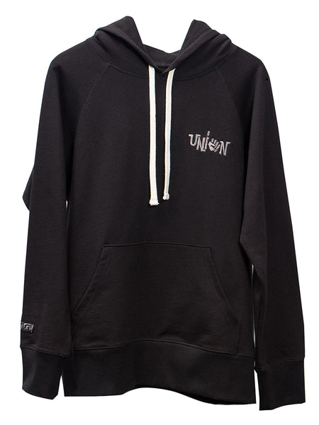 ANGRY VOICE PULLOVER HOODY