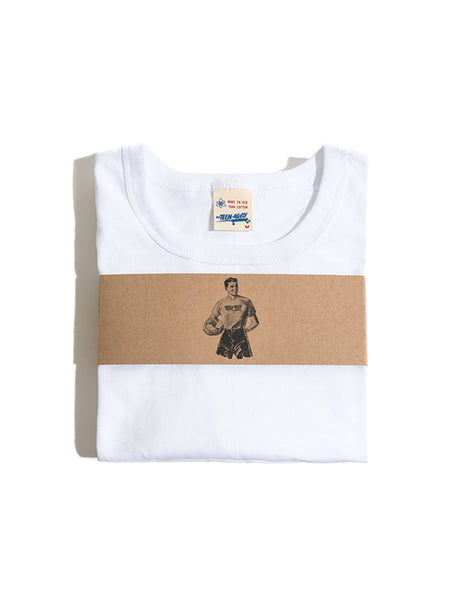 Solid T-Shirt 2 Pack (White)
