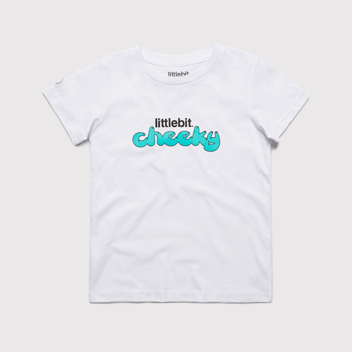 'Littlebit Cheeky' Kids Toddler T-Shirt