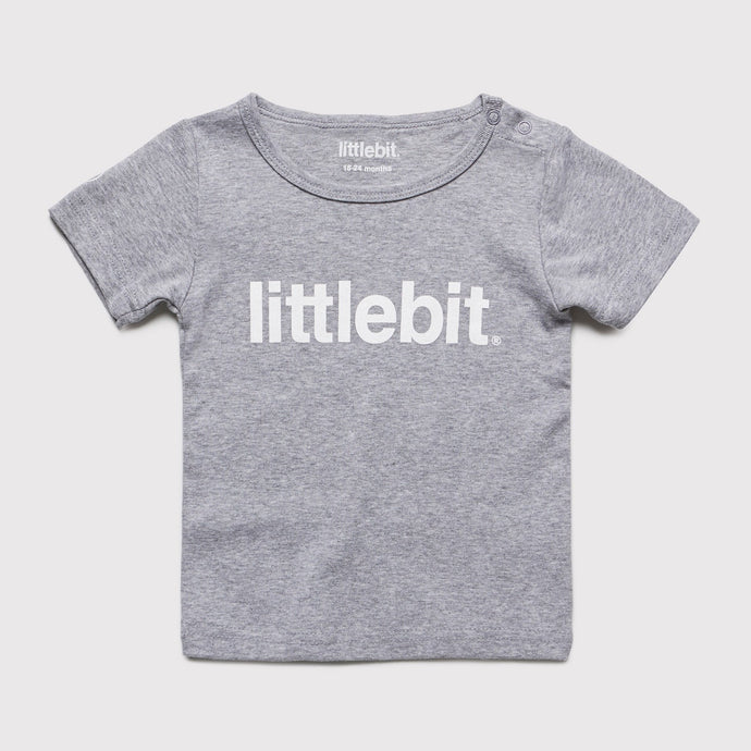 'Littlebit Logo' Baby T-Shirt
