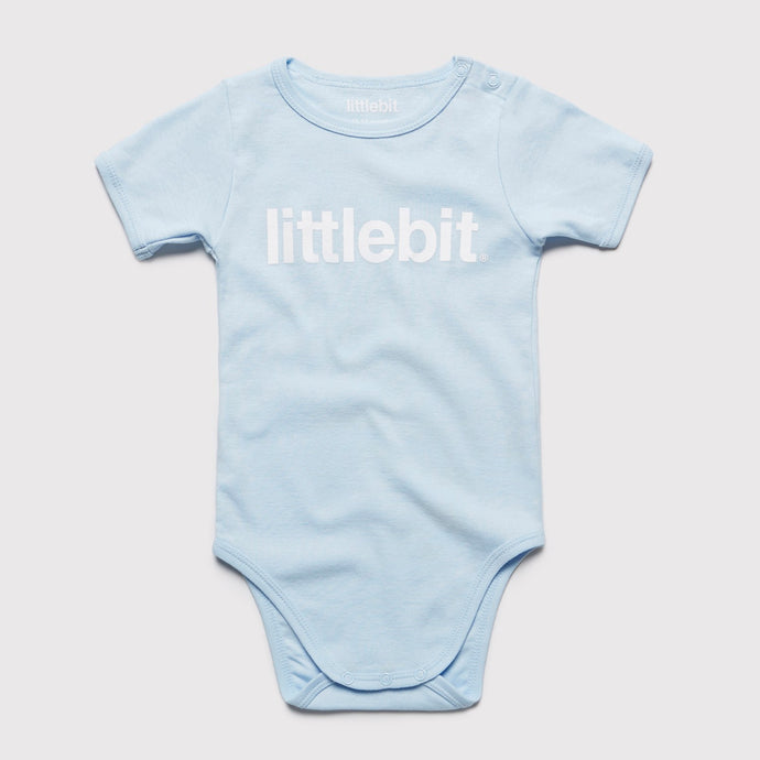 'Littlebit Logo' Baby Jumpsuit