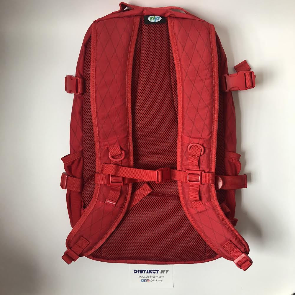 051a88c1 Red Supreme Backpack Fw18- Fenix Toulouse Handball