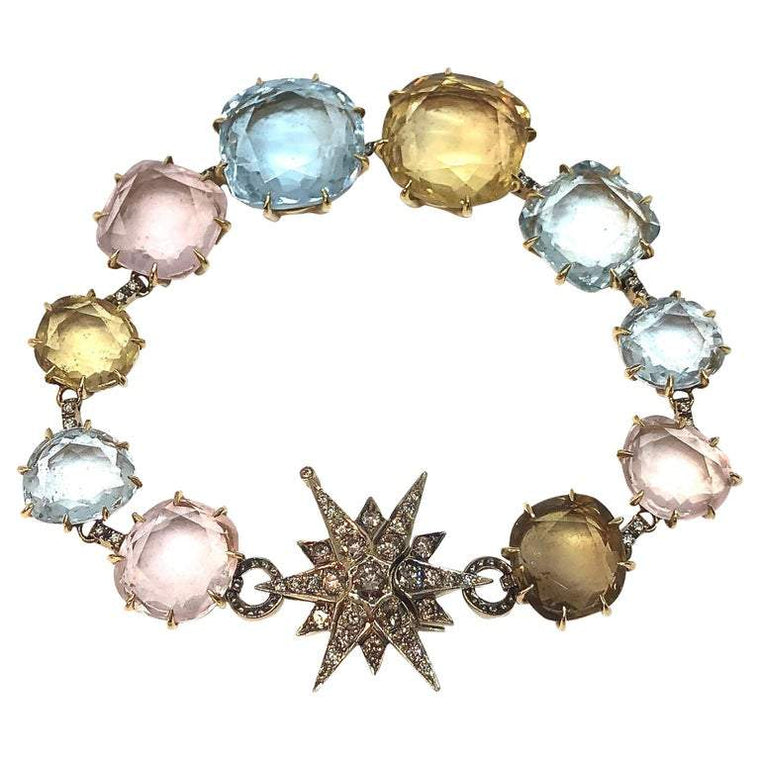 H. Stern Multi-Color Moonlight Bracelet