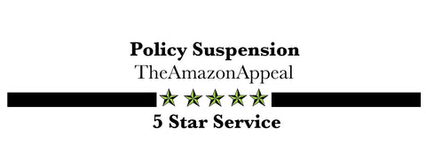 Policy Violation Amazon Appeal Letter Account Reinstatement